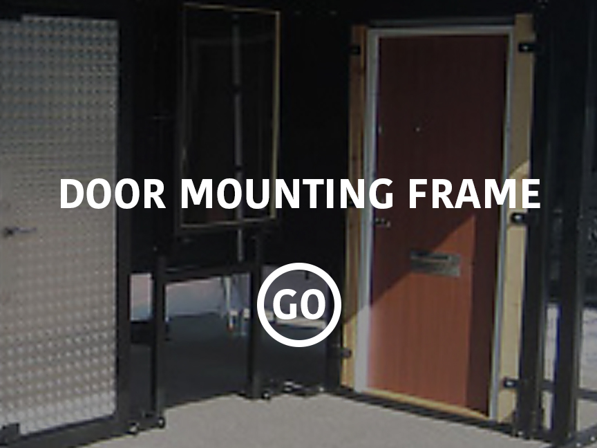 Door Mounting Frame