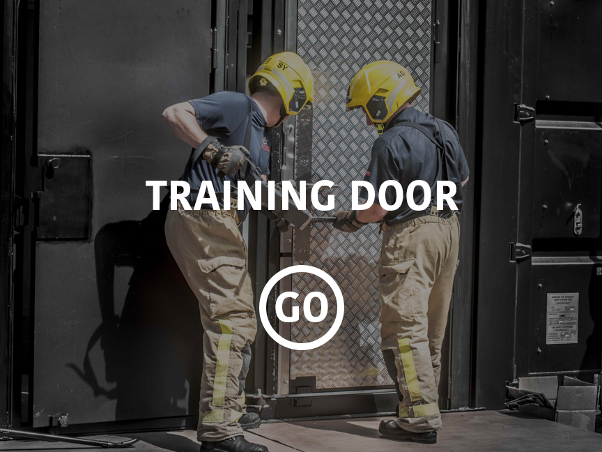 Training Door