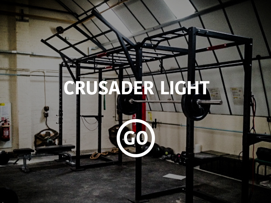 Crusader Light Small Box Navigation