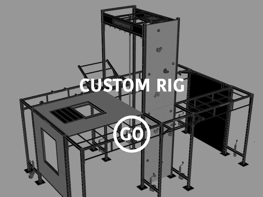 Custom  Operational Rig