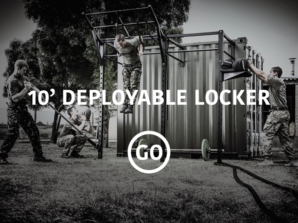 10' Deployable Locker