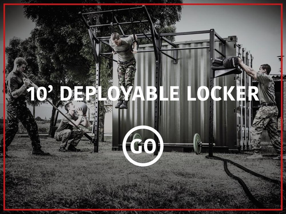 10' Deployable Locker