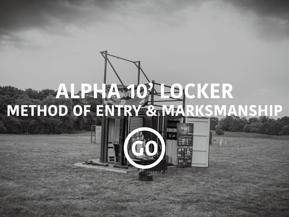 Alpha 10' Locker