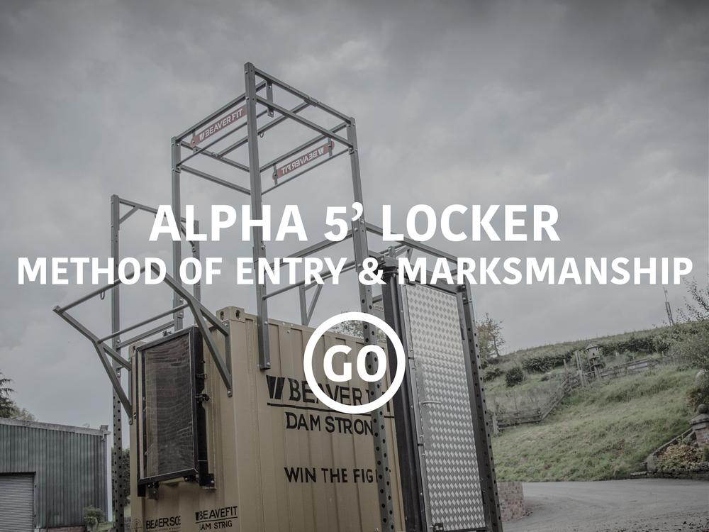 Alpha 5'Locker