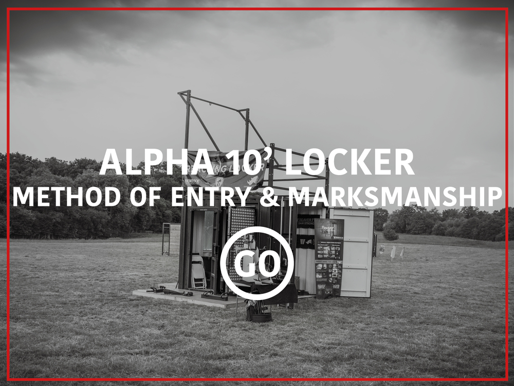 Alpha 10' Locker