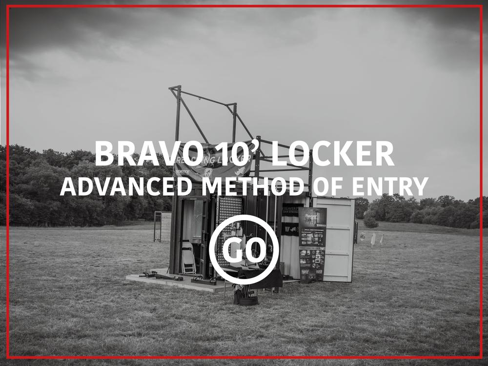 Bravo 10' Locker