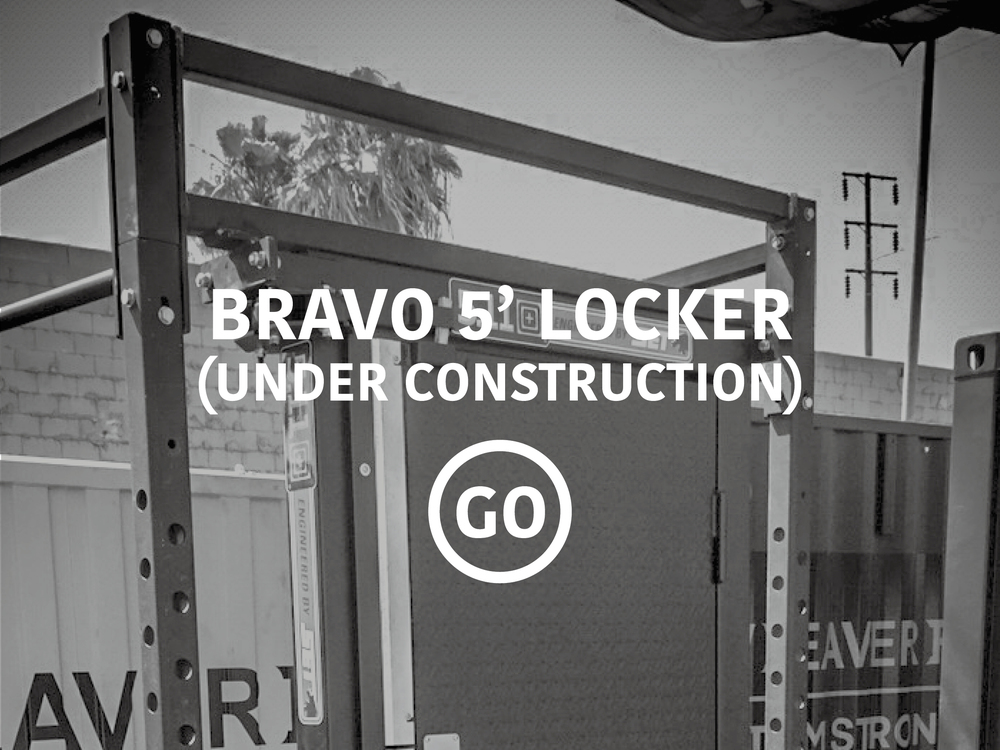 Bravo 5'Locker