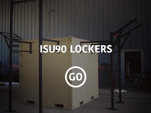 40' Lockers