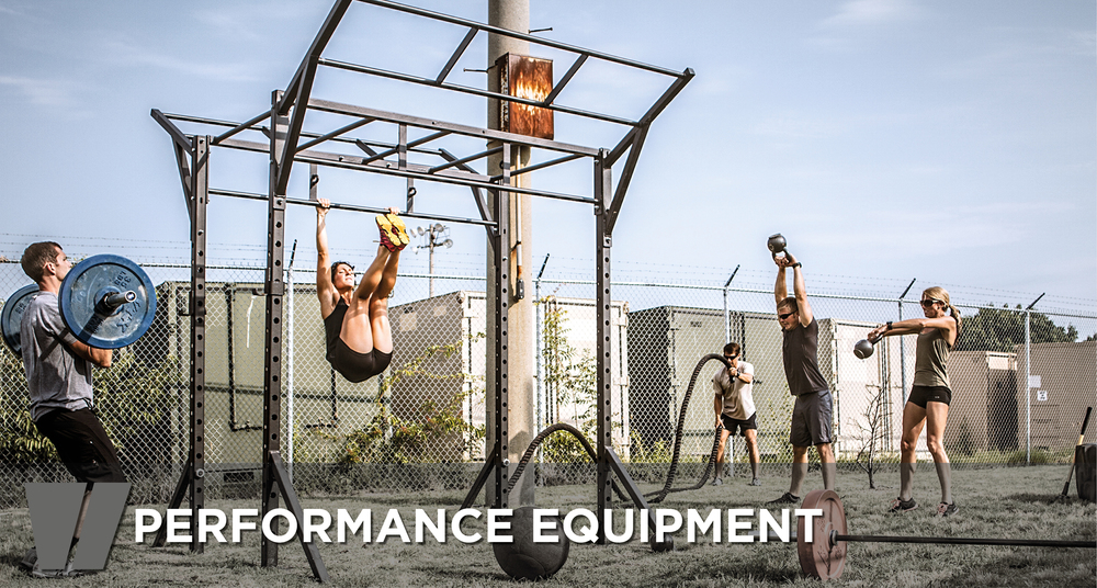 Performance Equipment Main Header