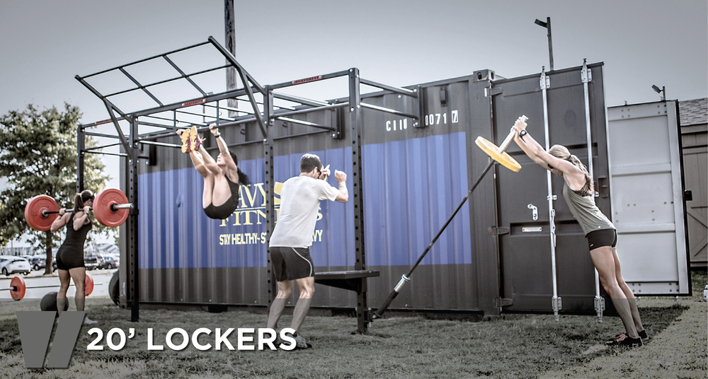 20' Lockers Main Header