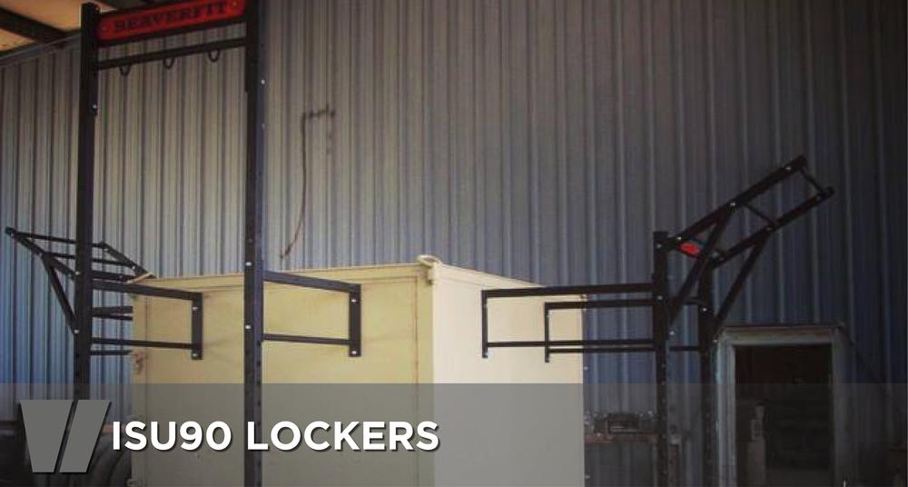 ISU90 Lockers Main Header