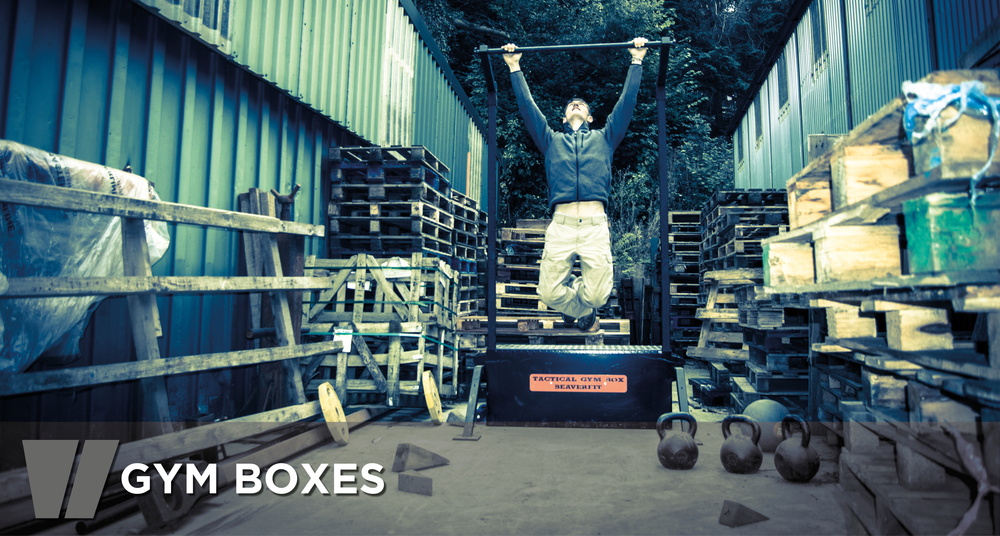 Gym Boxes Main Header