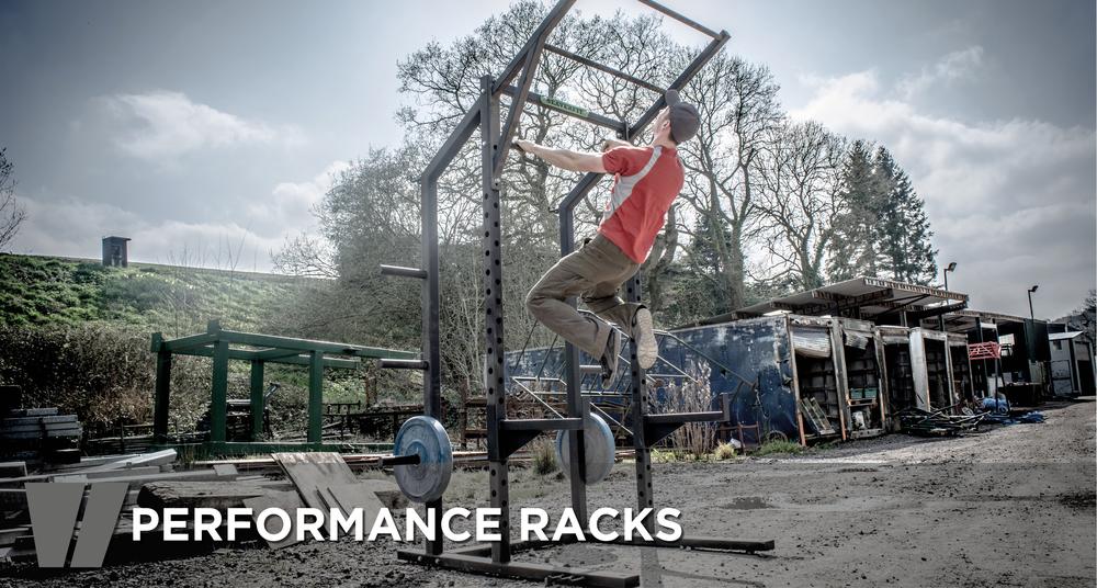 Performance Racks Main Header
