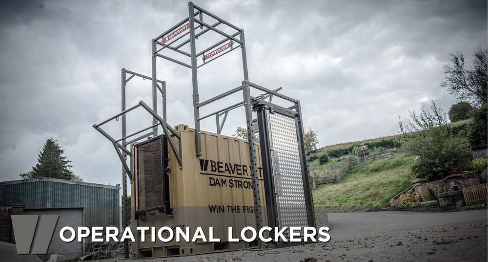 Operational Lockers Main Header