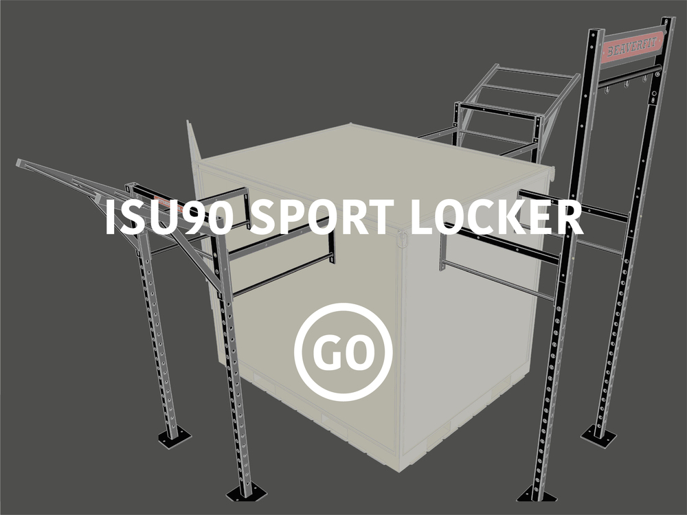 ISU90 Sports Locker