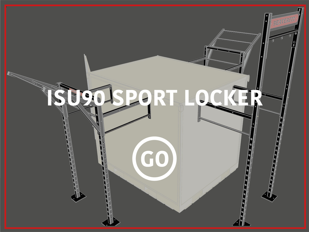ISU90 Sports Locker Active