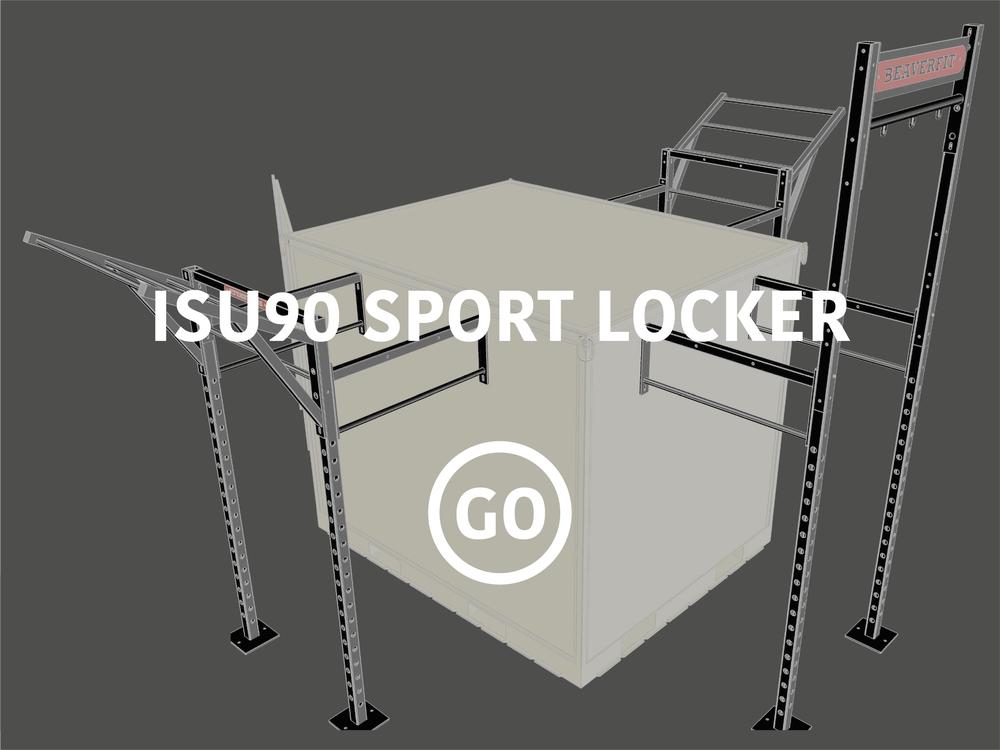 ISU90  Sports Locker