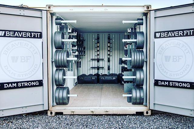 Ambitious goals make for outstanding achievements! Make it happen. . . . #beaverfit #beaverfitusa #damstrong #storage #storagesolutions #tacticaltraining #performancefitness #preparetrainexecute 📸 @leepfalmer #pfalmerproductions