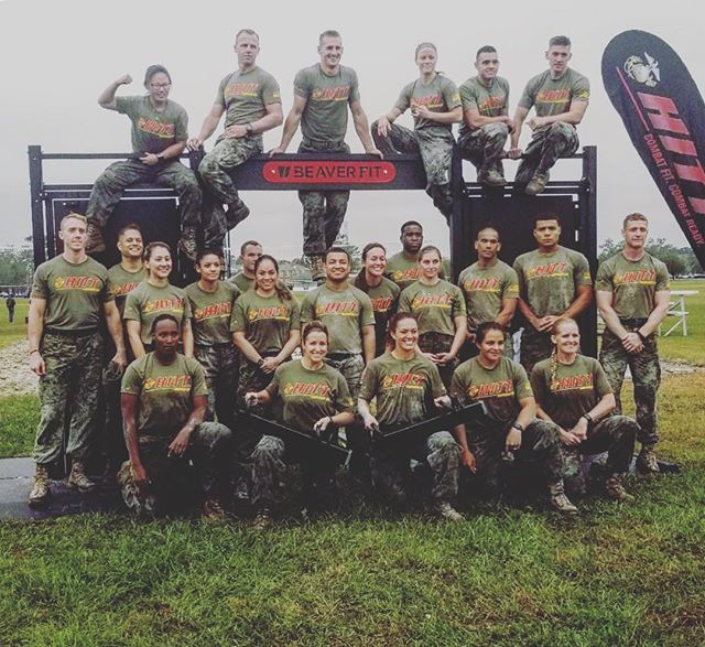 BeaverFit is once again honored to support the HITT Championships! Get some! . . . . #beaverfit #beaverfitusa #damstrong #marines #marinecorps #hittchampionships #oorah #semperfi #usmc #veteransday #veteranowned #veteranbuilt #preparetrainexecute