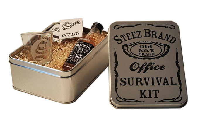 Steez Office Survival Kit