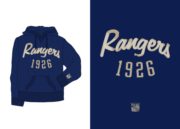 Old Time Sports - Badger Hoody