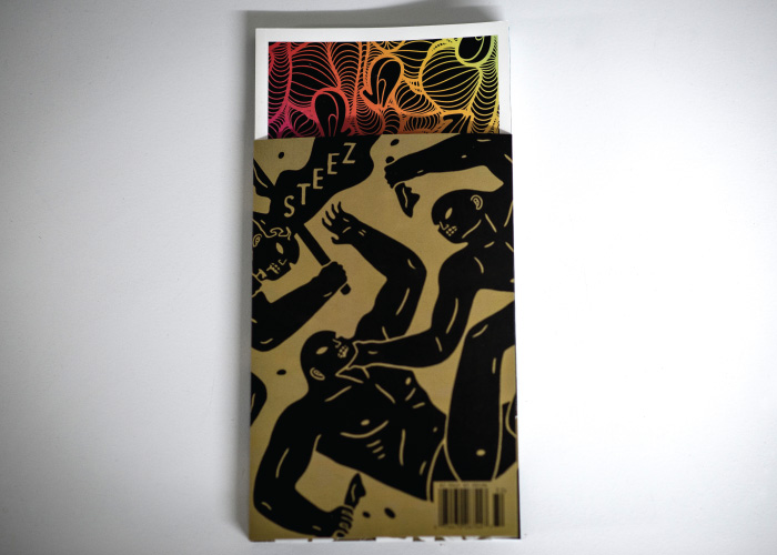 Steez Issue 32 with Full Wrap Cover