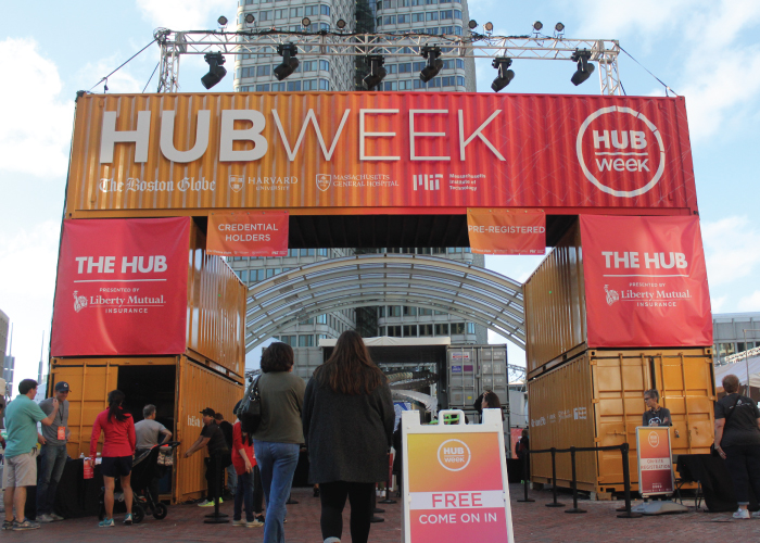 HUBweek 2017 - Boston, MA