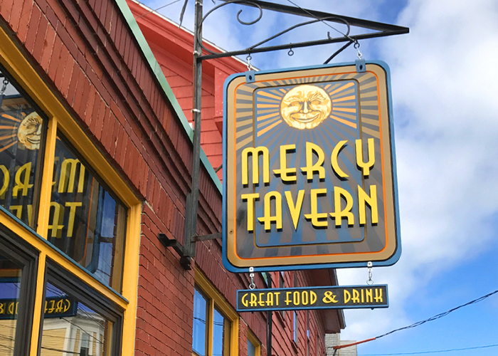 Mercy Tavern - Salem, MA