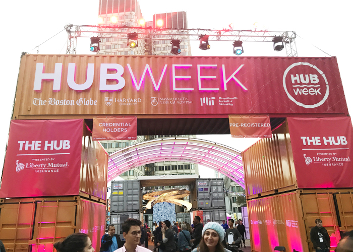 HUBweek - Boston, MA
