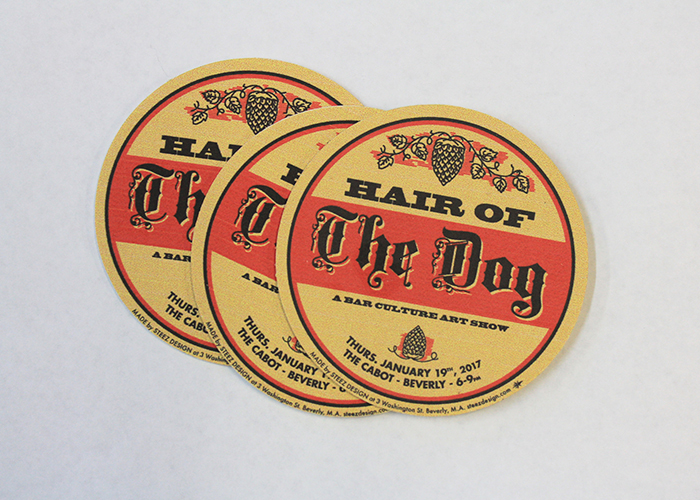 Hair of the Dog Coasters