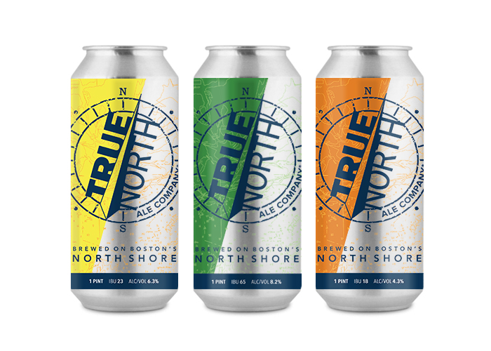 True North Ale Company - Beer Labels
