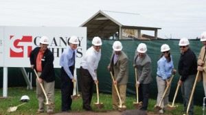 Harmony Retail Groundbreaking