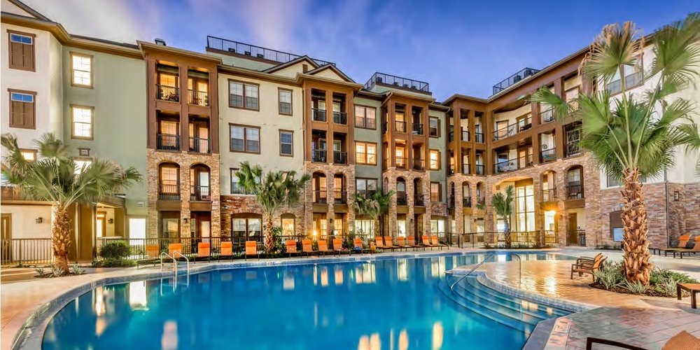 FishHawk Ranch Village Center Apartments - Service - National Green Building Standard Certification: Multi-Family  (NGBS Silver)375,888 sq/ft 260 units