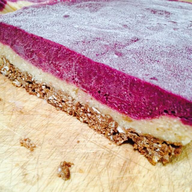 Blueberry-Acai berry- Lemon Slice