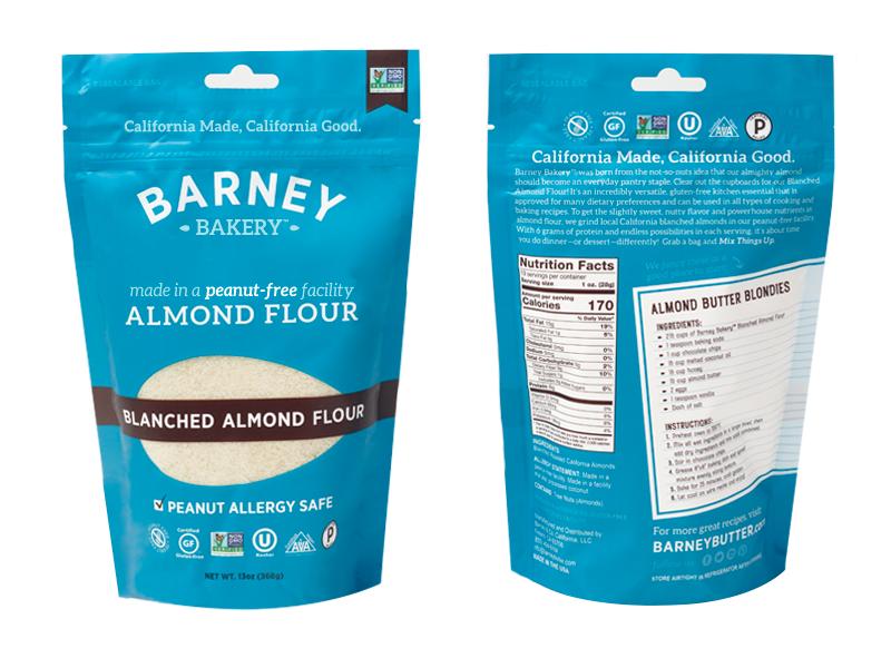 barney almond flour