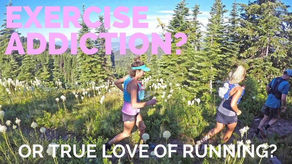 plant positive running exercise addiction blog post