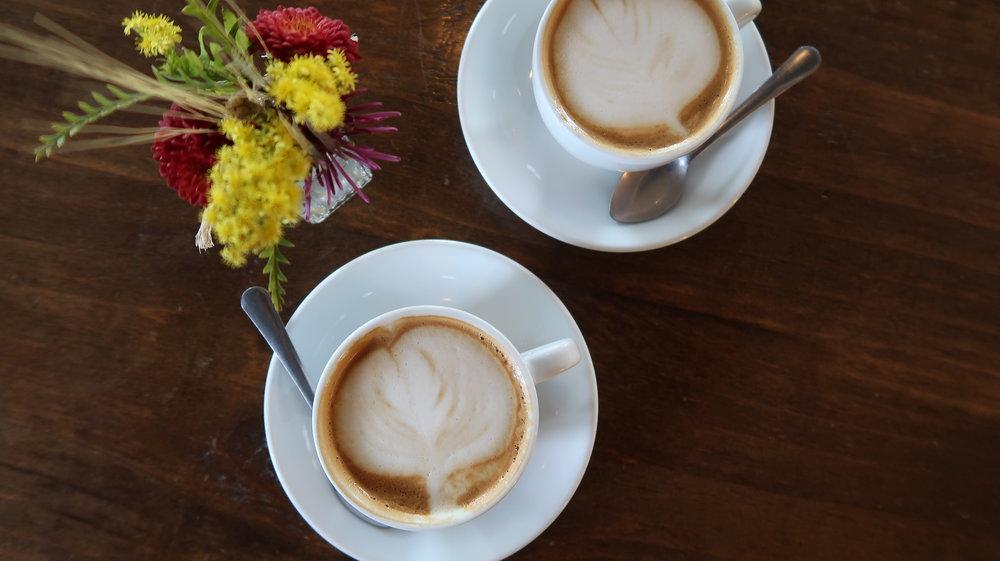 Espresso cappucino coffee evans brothers.JPG