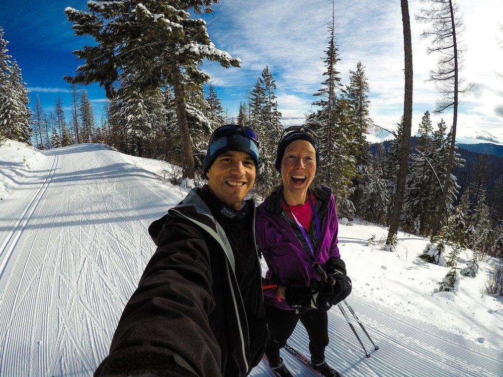 Skate-Skiing-Schweitzer-plant-positive-running-sun-smiles