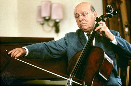 Image result for cello pablo casals