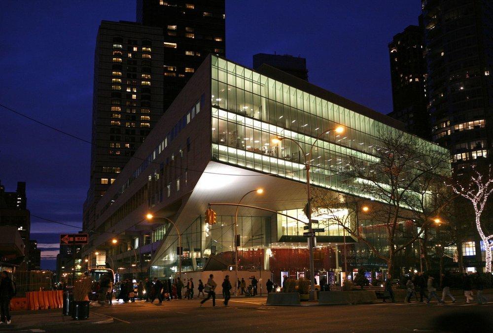 Juilliard School at night.jpg