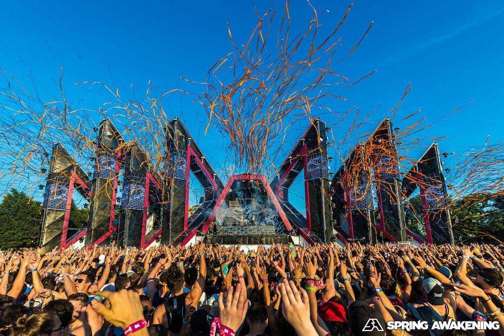 (c) Spring Awakening Music Festival