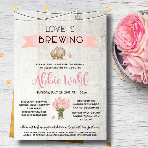 graphic design wedding invitations conshohocken conshy wedding
