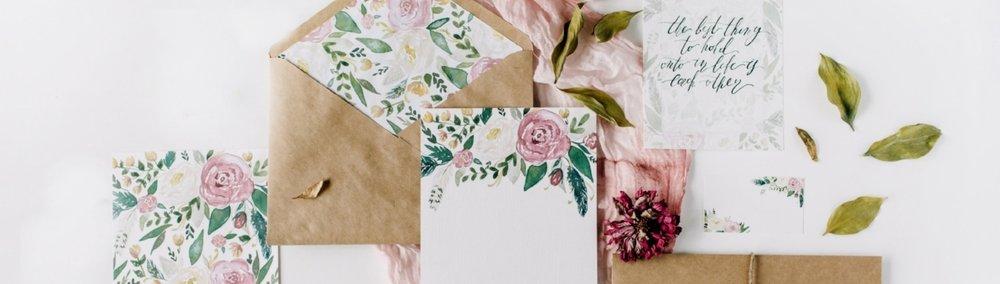 Wedding Invitation Samples -