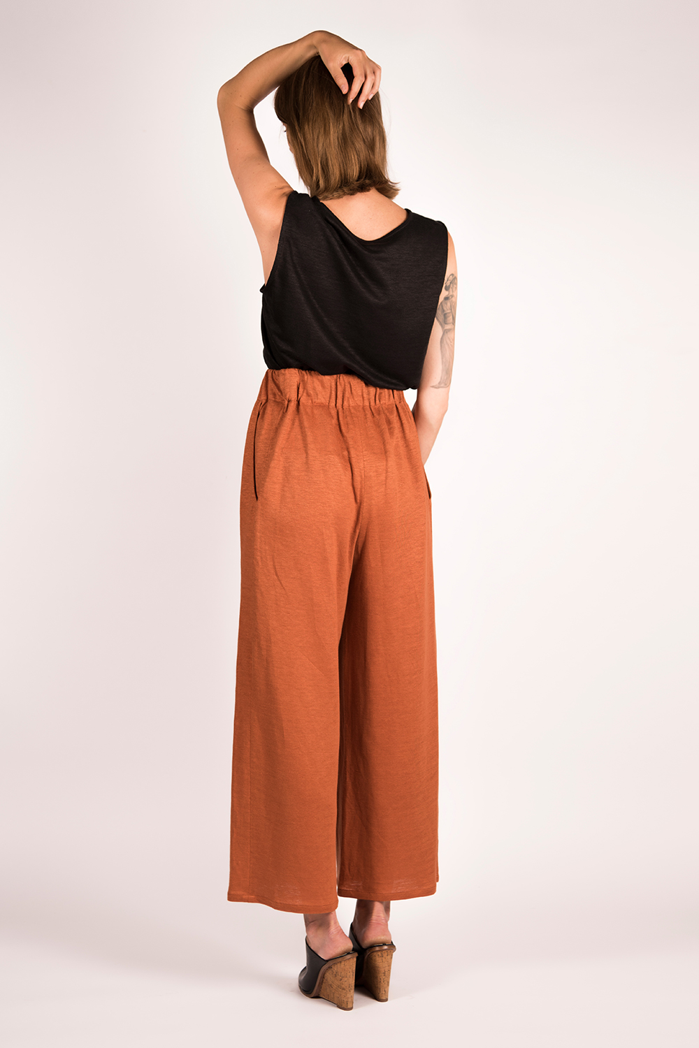 Jungle Folk Bea Culottes