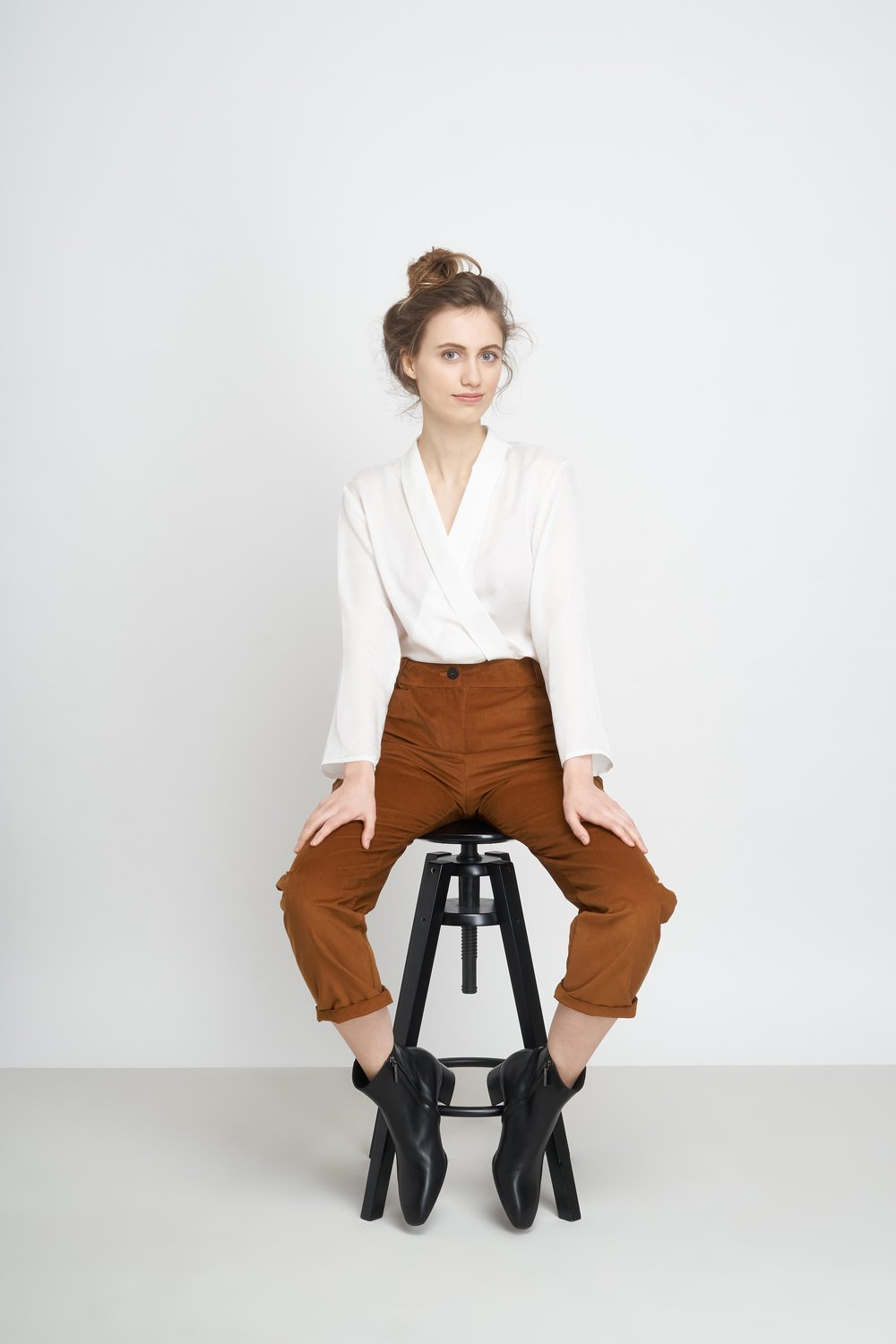 Kyoto Blouse & Macondo Trousers