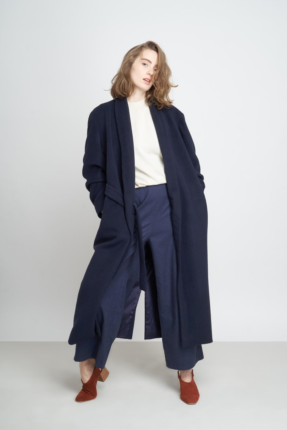 Aika Coat Long
