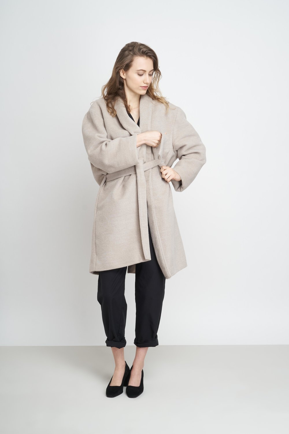 Aika Coat Short