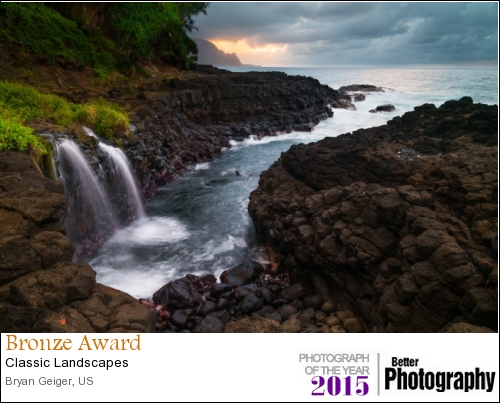 Bronze Award Landscapes - Photograph of the Year 2015