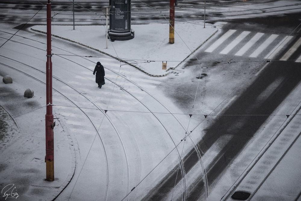 Cold Bratislava