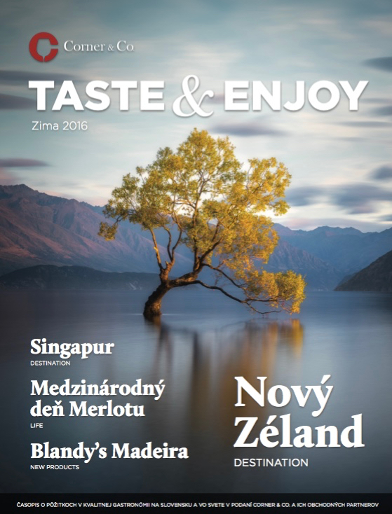 Lonely Golden by Bryan Geiger Cover Taste and Enjoy magazine